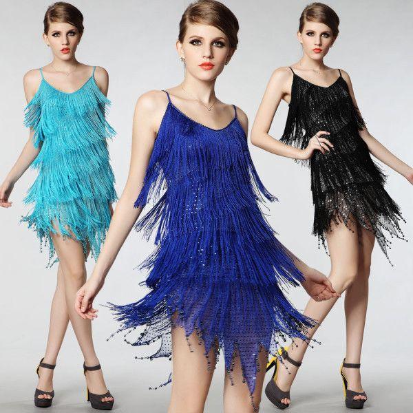 Vestidos de mujer para bailar salsa