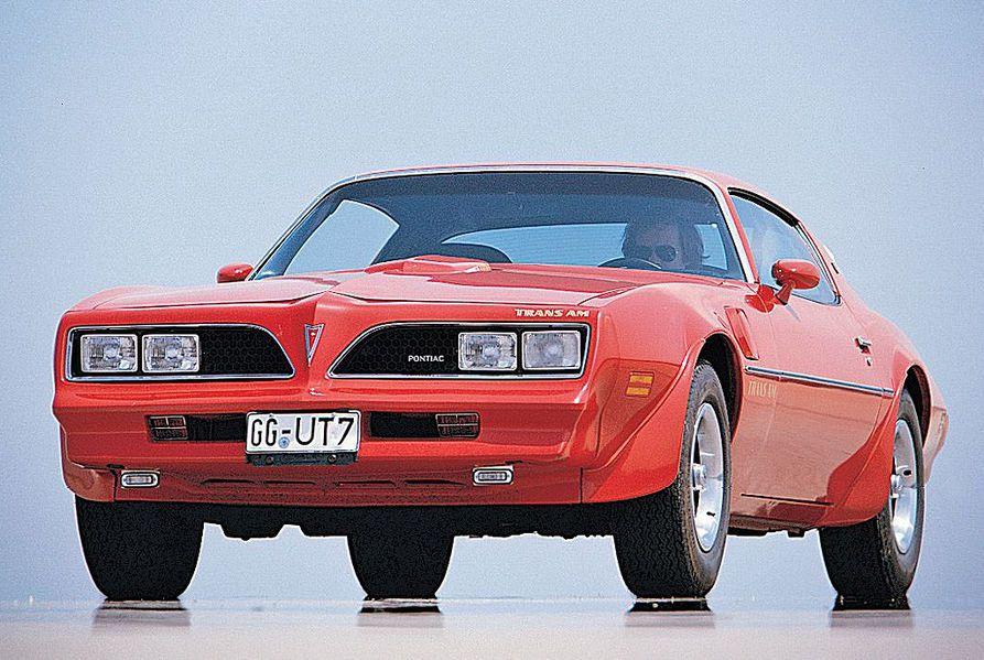 Pontiac Firebird TransAm