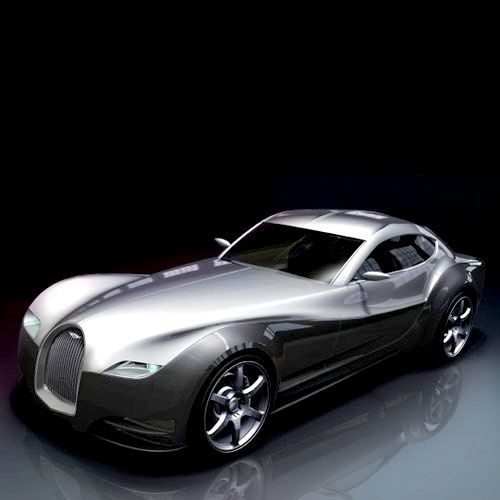Super Insanely Fast Car, Could Easily Give The Bugatti A