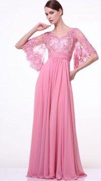 Modelos de vestidos de noche para damas