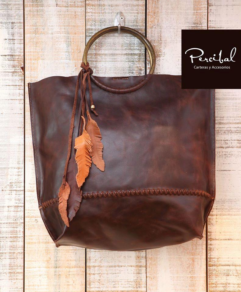 fce74db49426 Brown Leather Bag