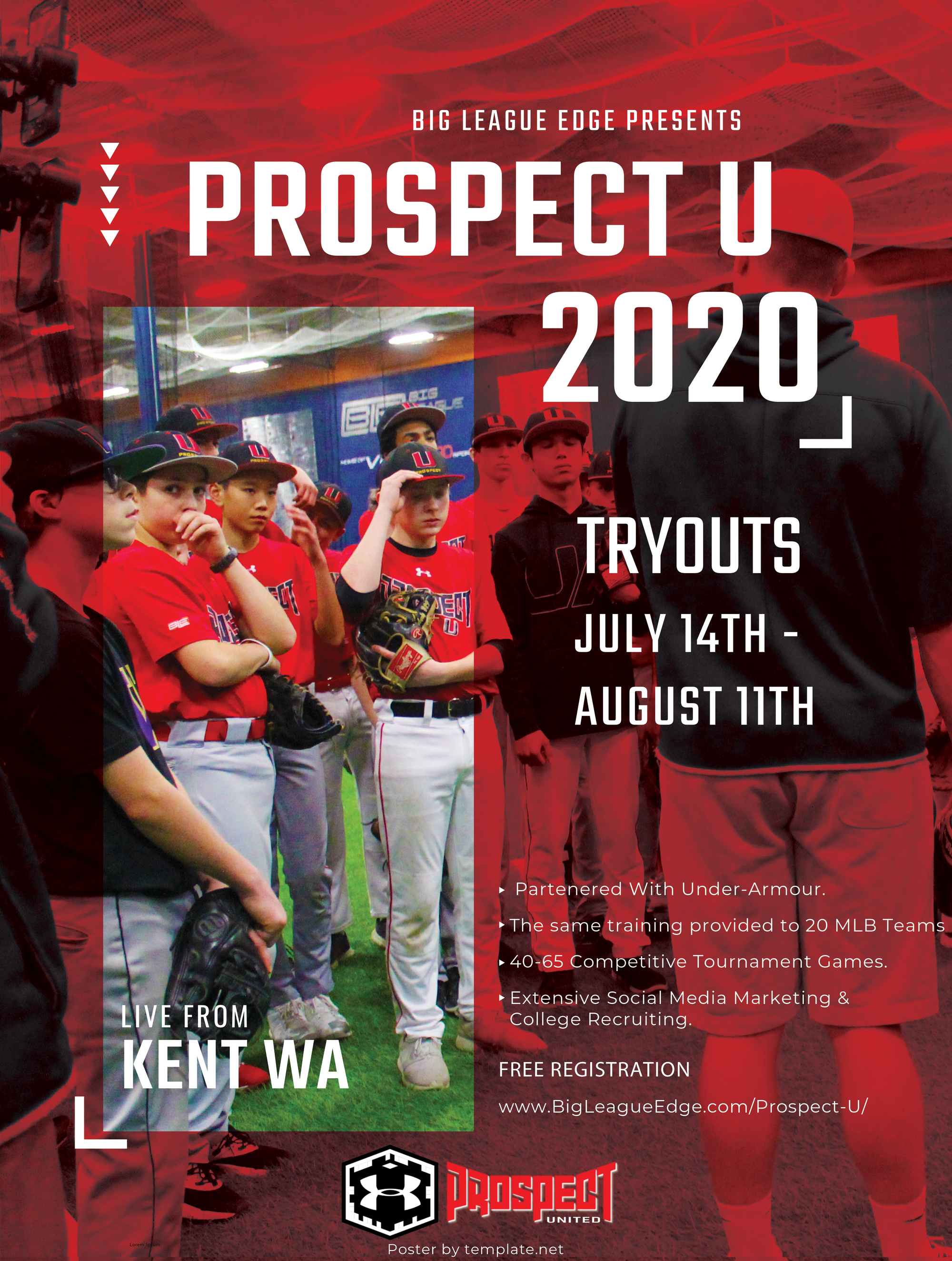 A Good Poster Can Make You Thousands Of Dollars If Only One More Person Shows Up To A Baseball Tryout Like This One An Poster Cool Posters Graphic Design