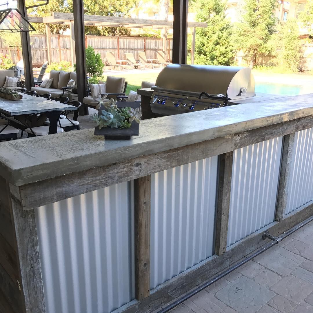 Corrugated Metal Ideas For The Home
