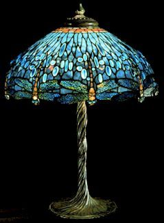 PET Bottle Tiffany Lamp | Tiffany, Dragonflies and Glass