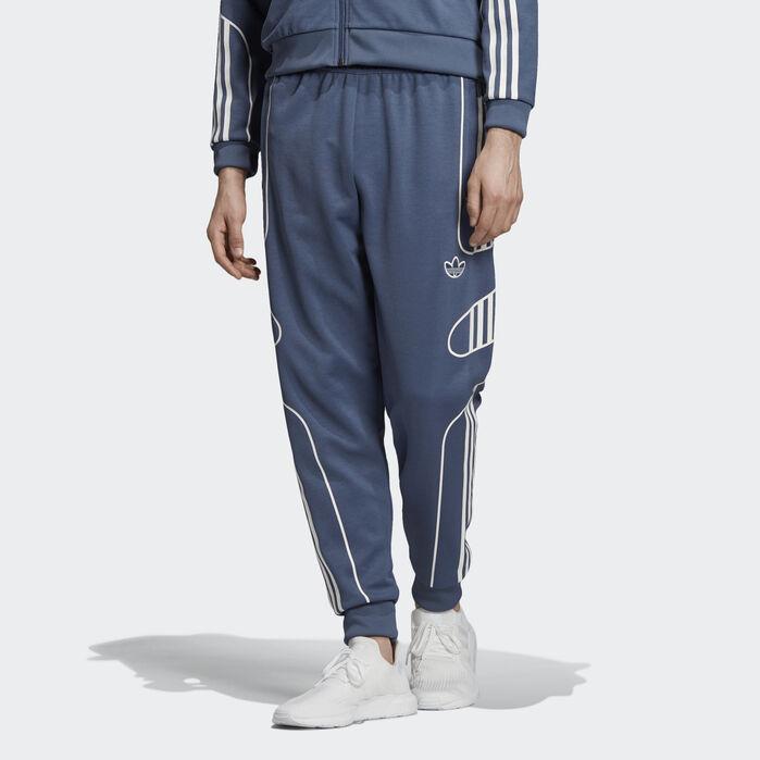 Adidas Originals Navy Blue Tracksuit Bottoms