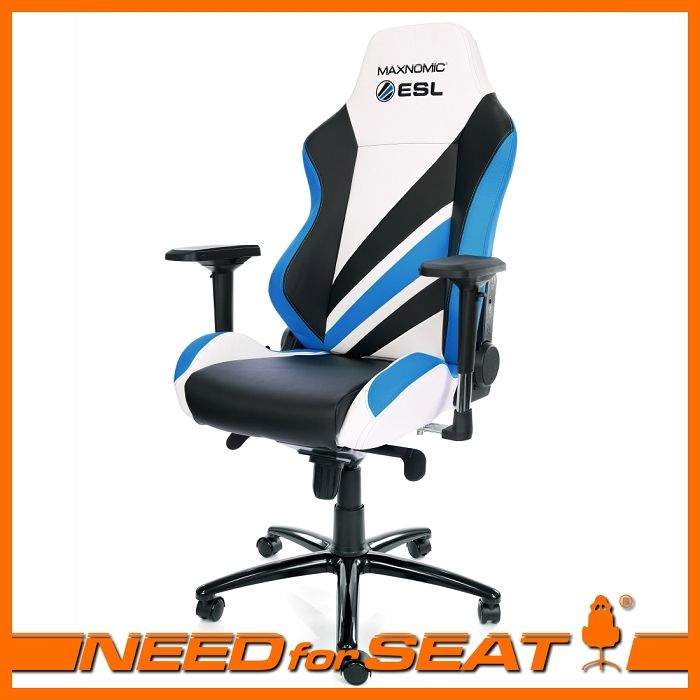 Maxnomic Computer Gaming Office Chair Esl Pro Gaming Computer
