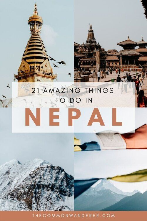 21 Amazing Places To Visit In Nepal: The Ultimate Nepal