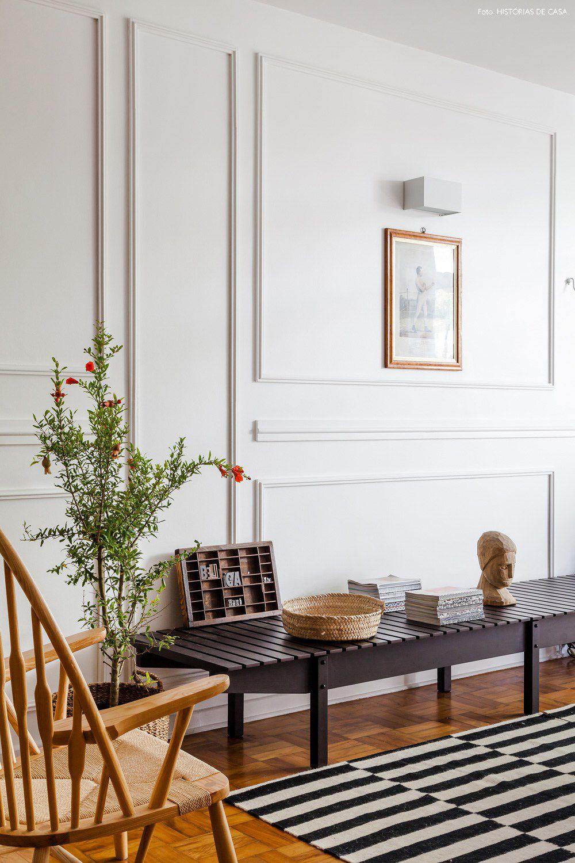 Boiserie moderna un tocco di stile in casa Idea di