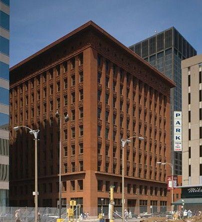 Chi Home Insurance Company Building William Le Baron