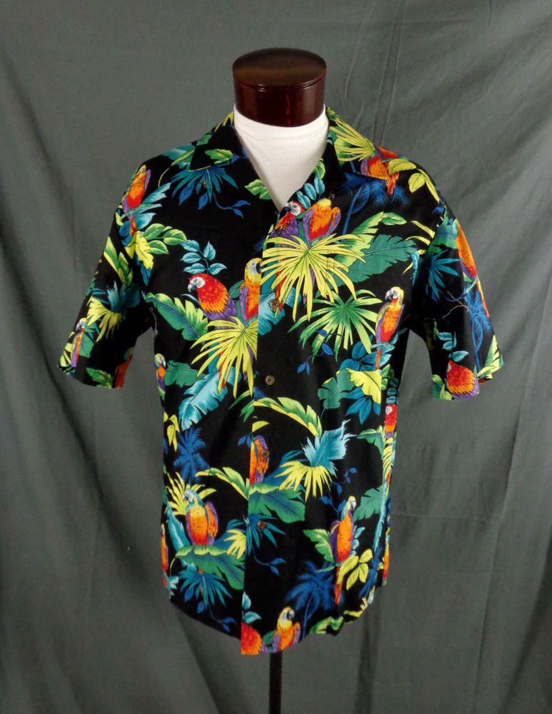XL Vtg Hawaiian Shirt