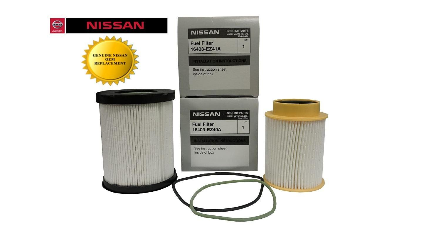 Genuine Oem Nissan Titan Xd 5 0l Diesel Fuel Filter Kit Want Additional Info Click On The Image This Is Nissan Titan Diesel Fuel Filter Nissan Titan Xd