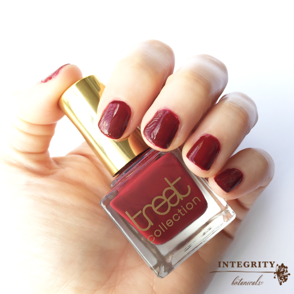 Treat Collection: THE OTHER ONE - Deep Cherry-Hued Red ...