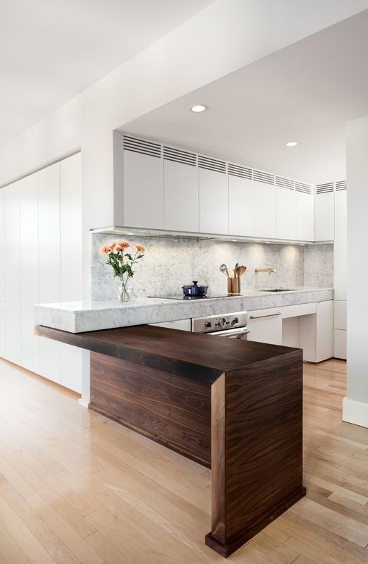 Kitchen Room Interior Design: . Stunning Hidden Wheelchair Accessible Kitchen Tied In