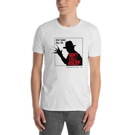b23cf10e399 Nightmare on Elm Street Movie Quote Unisex T Shirt - Freddy Krueger ...