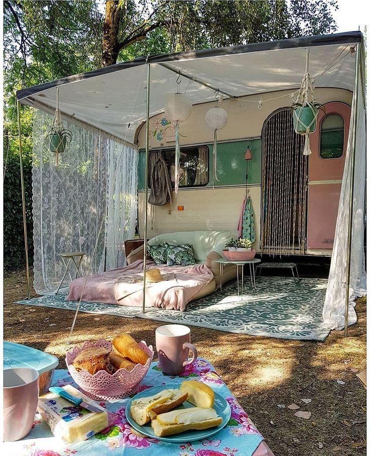 Photo of vintage caravans 226376318755516219 –  Cozy! Source by thecandleandcardco