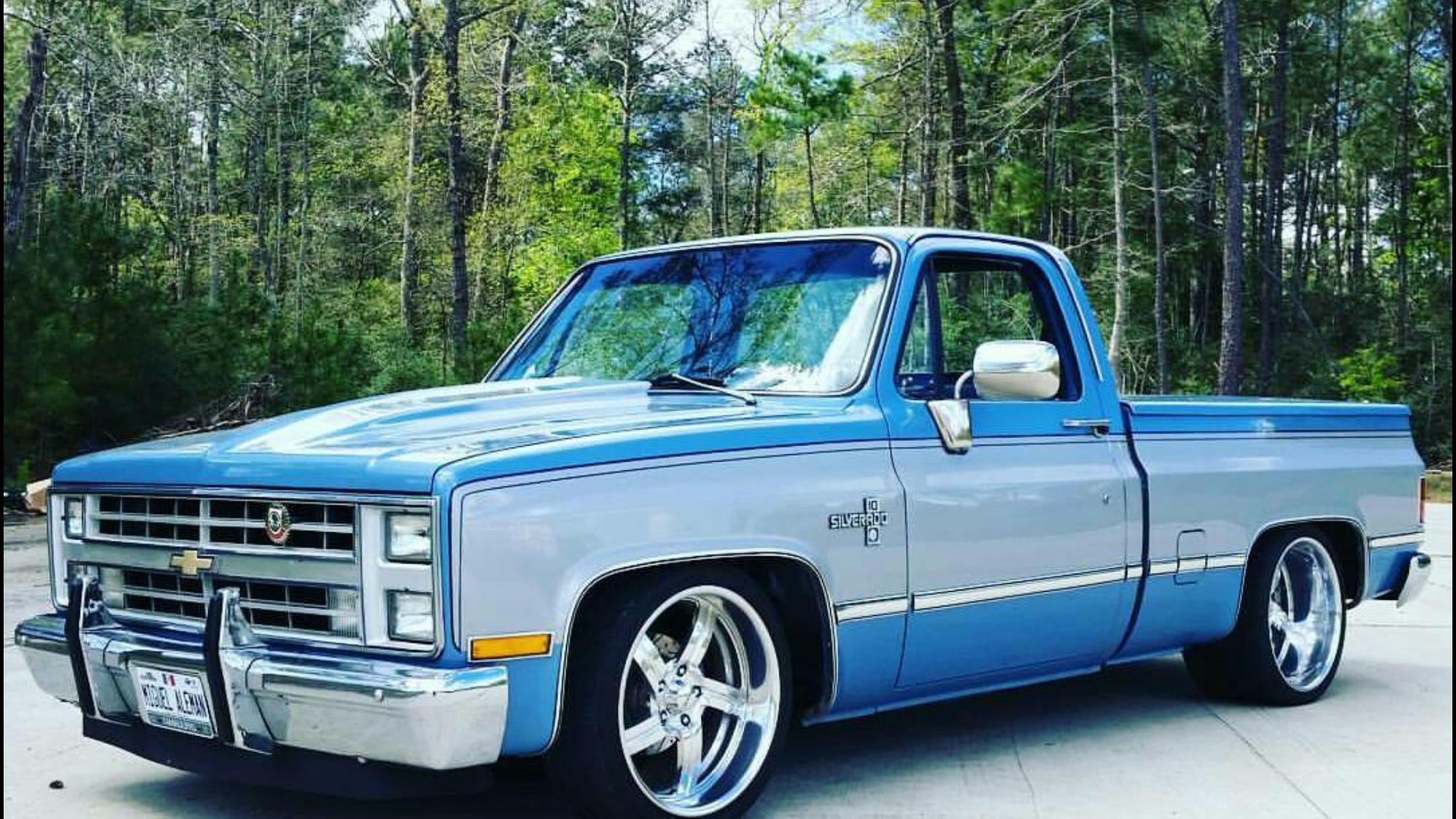 Pin by Les Gilliam on 73 / 87 square body Chevy trucks