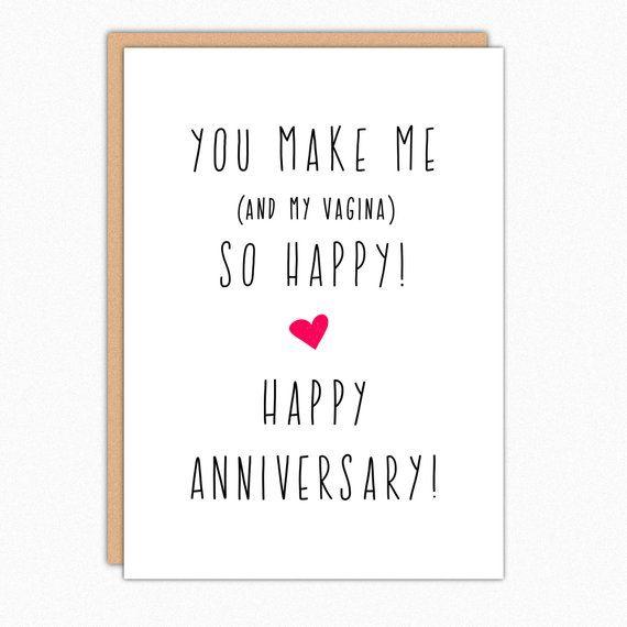 Anniversary Card Funny. Anniversary Card For Boyfriend ...