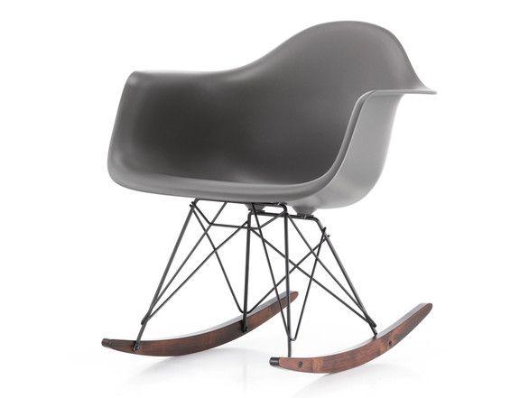 Sedia A Dondolo Rar Eames : Vitra rar eames plastic armchair winter special edition interior