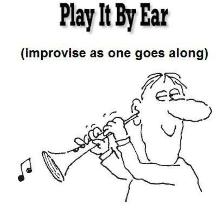 It The ear play phrase by