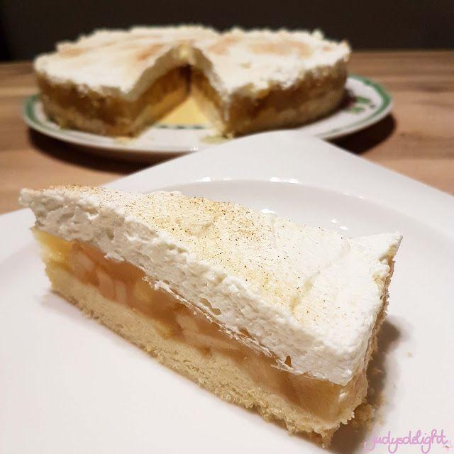 Glutenfreier Apfelkuchen Mit Vanille Zimt Sahne Kuchen Cakes In