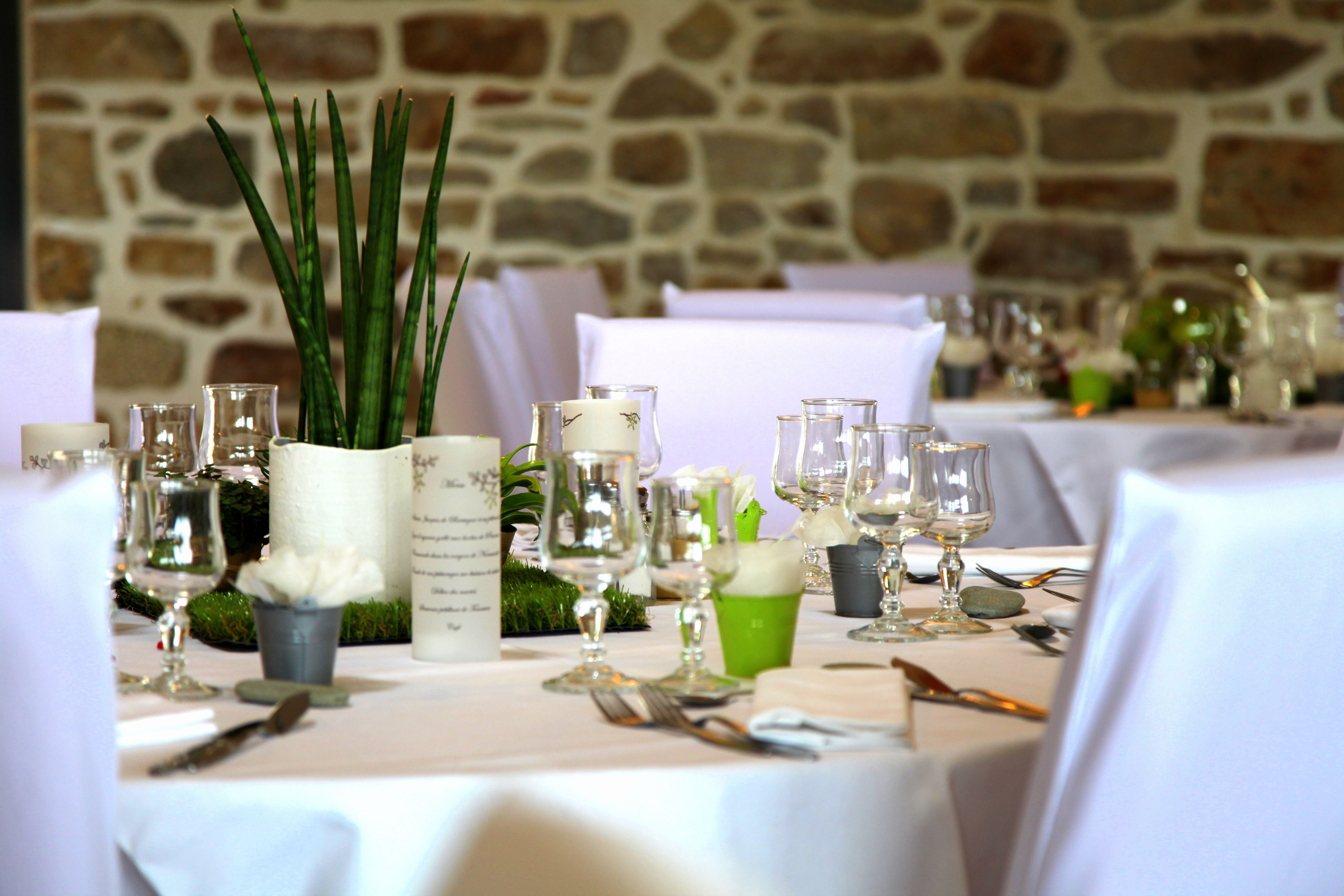 #mariage #table #decoration