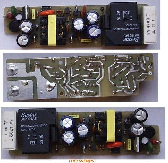 100A TIG Welding Circuit IGBT UC3845 IRG4PC50U ETD59 ...