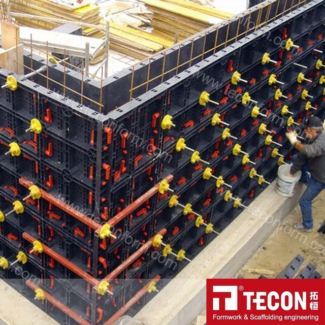 Source Reusable Plastic Formwork System on m alibaba com