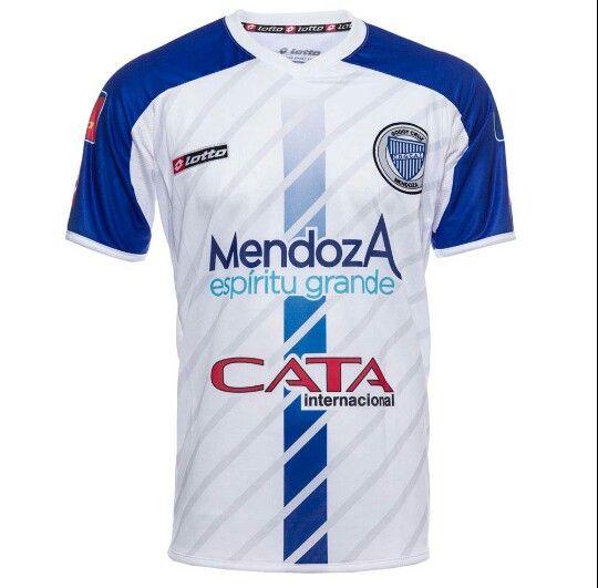 a0bdff2a7127c Godoy Cruz Camiseta suplente Temporada 2014   2015