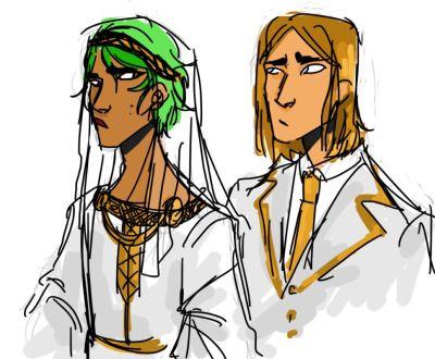 Magnus and Alex