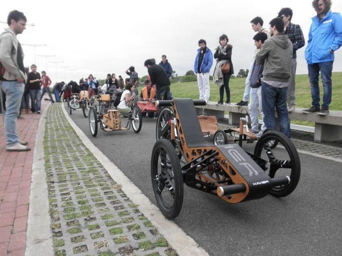 Skil Powered Vehicle By Alan Fratoni At Coroflot Com Vehicles Electric Bike Skil