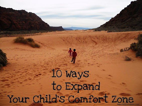 Values For Children Courage Comfort Zone Kids Education