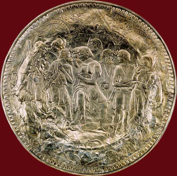 The Iliad does not recount the Trojan War. It tells the story of the wrath of Achilles, his rancour and withdrawal from combat until the death of his friend, Patroclus, which throws him back into the war for the sake of vengeance.