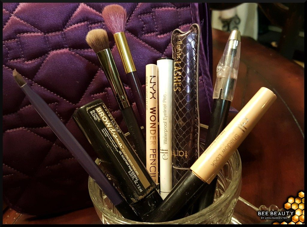 What's in My Travel Bag?! Tarte lights camera lashes