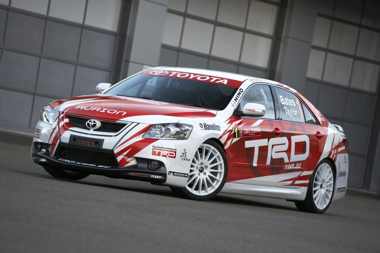Microsoft and Toyota Racing Development (TRD) have just