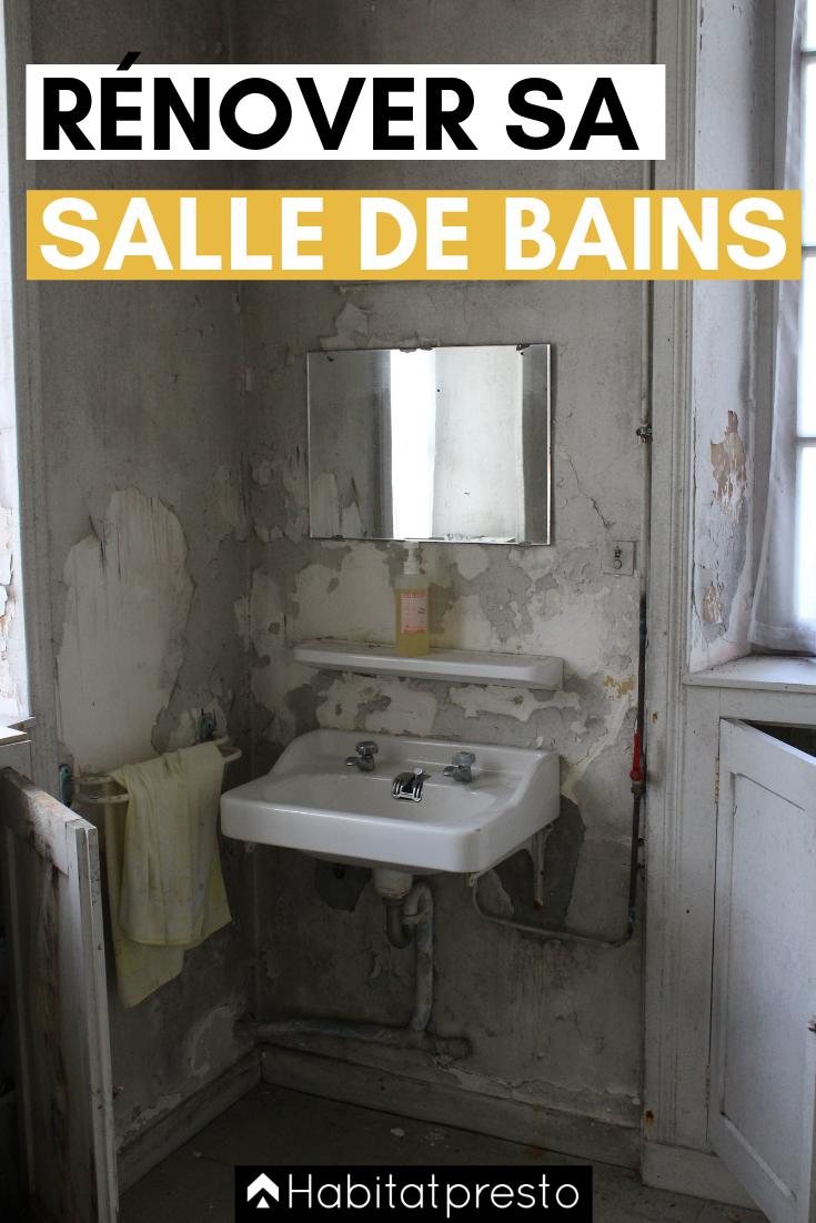 Prix Renovation Salle De Bain Quel Budget Prevoir En 2019
