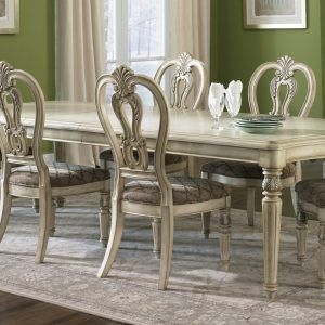 Modern And Attractive Extendable Farmhouse Dining Table Intended For Proportions 1600 X Antique Ivory Kitchen
