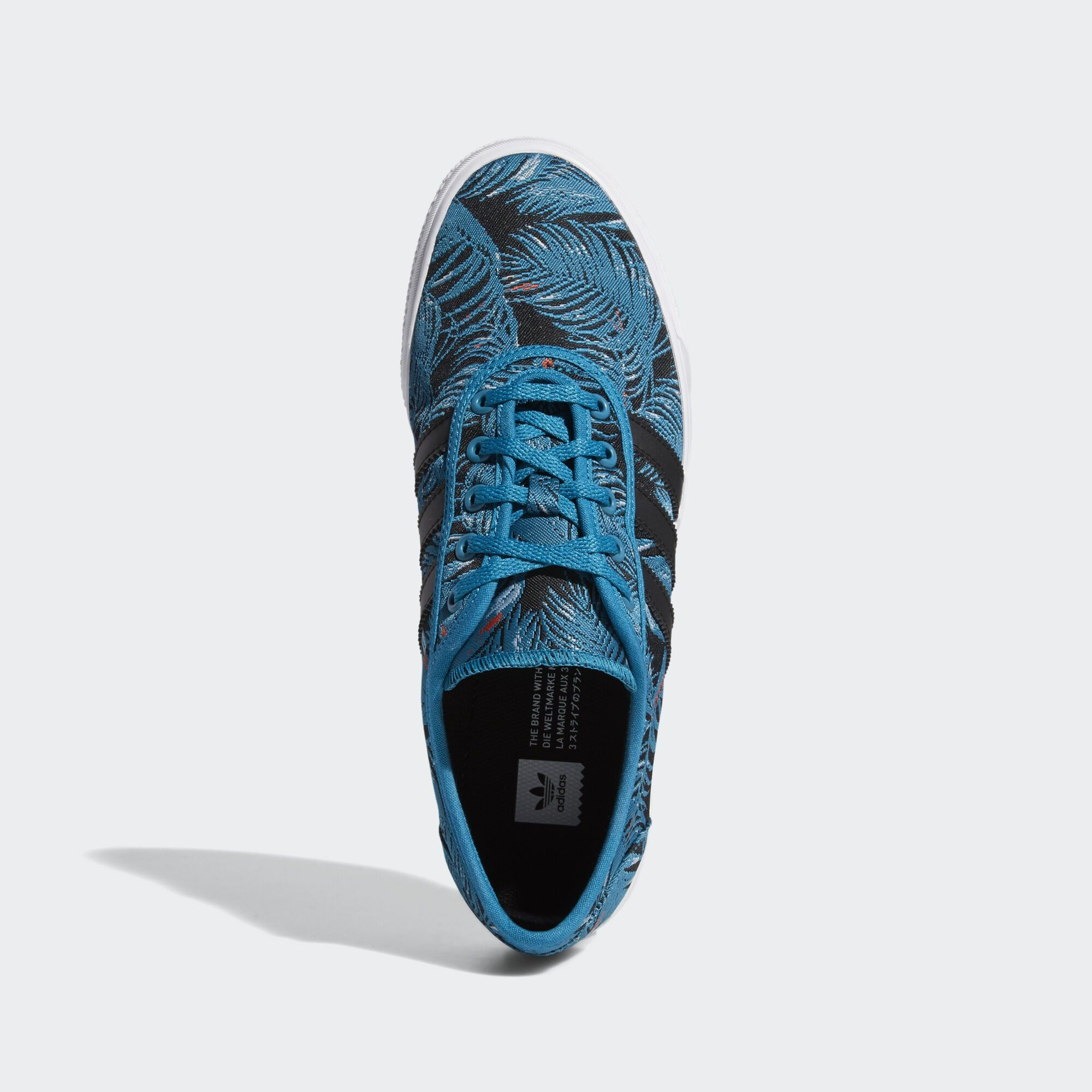 ADIDAS ORIGINALS Schuh 'Adiease' in blau / schwarz | Adidas ...