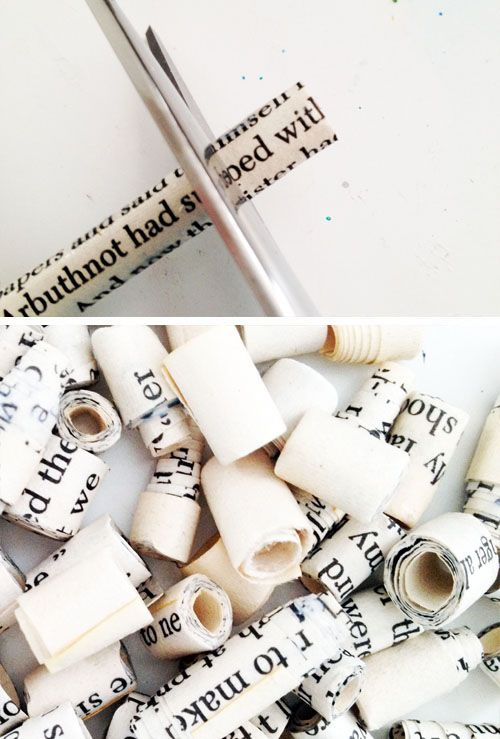 using this paper bead technique also do it with wrapping paper and with tin foil (colored with sharpies!!!!!!!!!!!