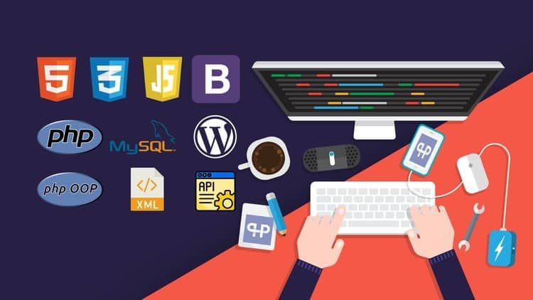 The Complete 2020 Php Full Stack Web Developer Bootcamp Free Download Freetutorialsus Com In 2020 Learn Web Development Full Stack Developer Web Development