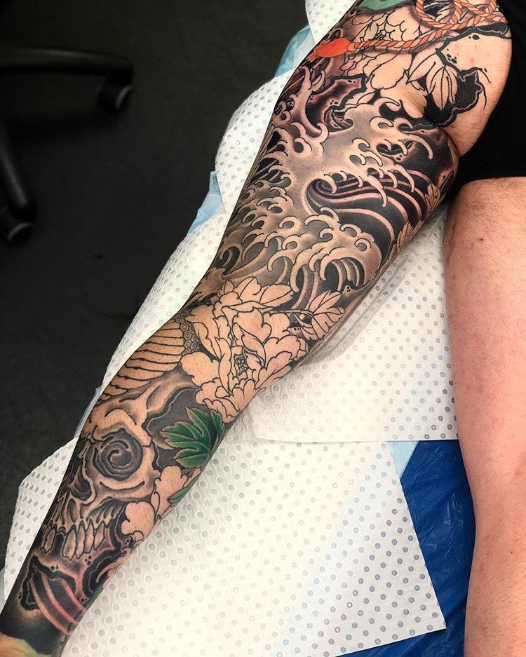 Japanese Inspiration Inkstinct In 2020 Japanese Tattoo Japanese Tattoo Art Tattoo Artists Sydney