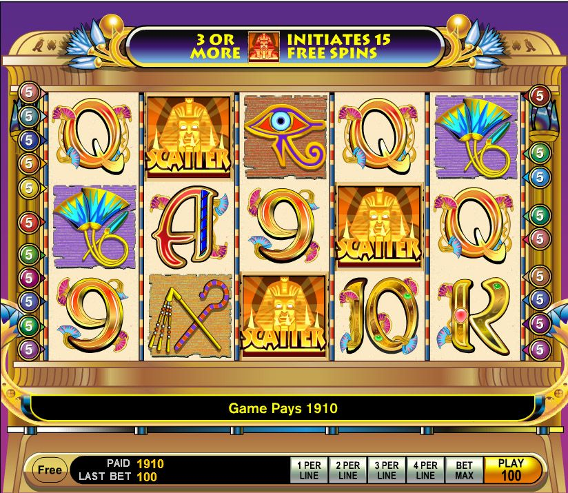 Free Slot Machine Bonus Games Online