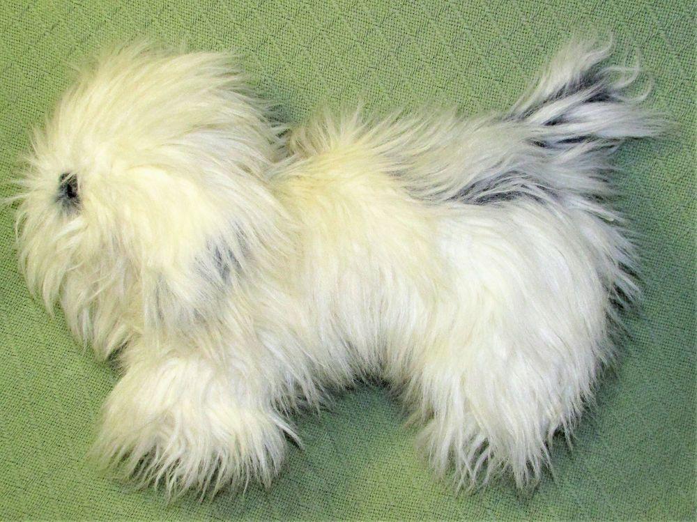 Vintage Atlanta Gerber English Sheep Dog Plush 18 Long Stuffed