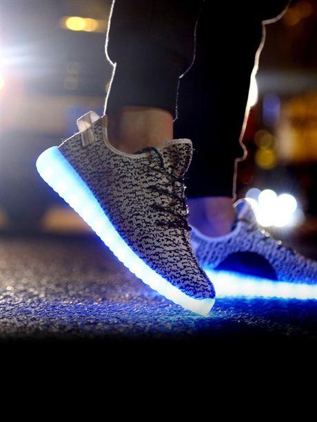 light up festival shoes