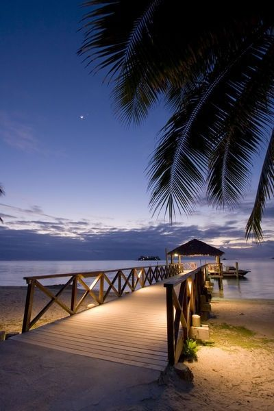 Luxury Resort, Malolo Island, Mamanuca Group, Fiji