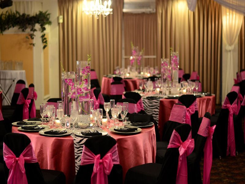 Amazing Simple Table Decorations For Banquets