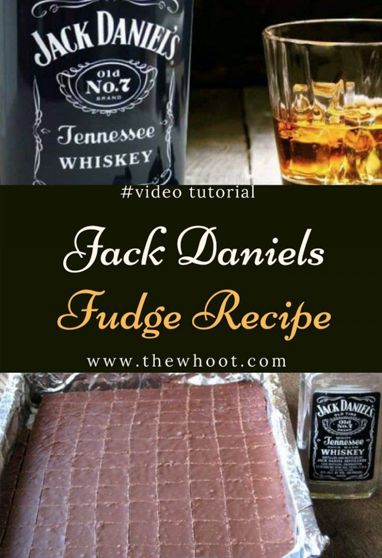 Jack Daniels Fudge Recipe Is Fully Loaded Fudge Recipes Jack Daniels Fudge Fudge