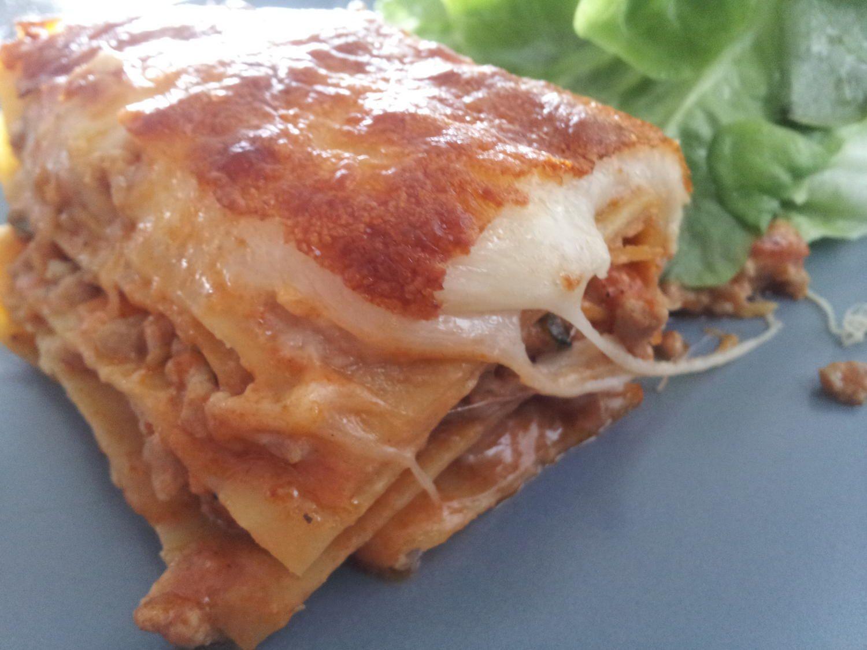lasagne bolognese classico rezept mit bild rezept