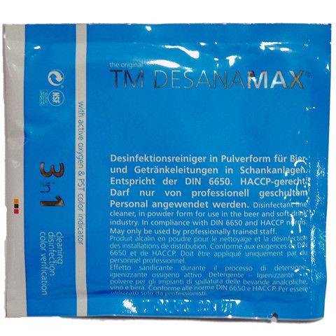 Polvos de limpieza de instalaciones TM Desana Max 45gr. | Install Beer