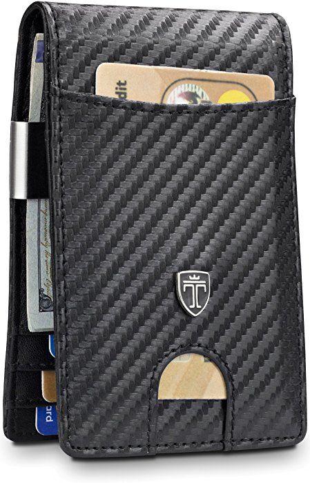 0f473cc775d260 TRAVANDO Money Clip Wallet