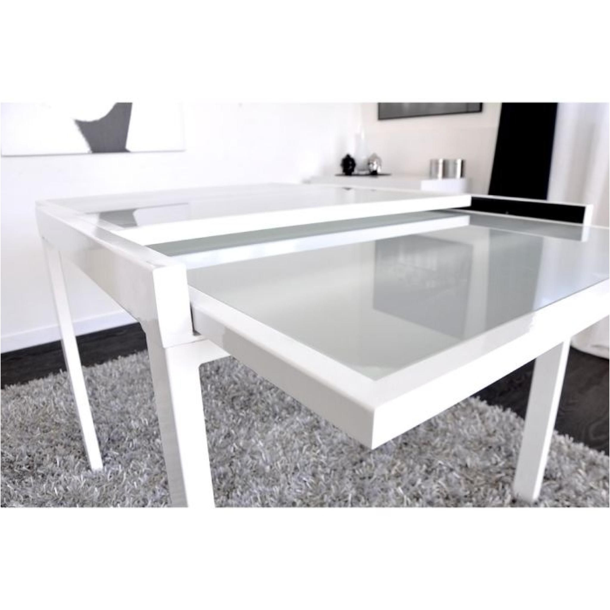 10 Positif Table Blanche Extensible Image Check more at